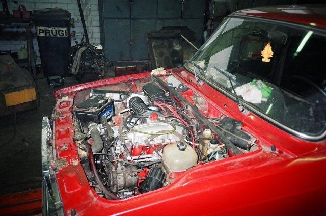ваз 2107 двигатель fiat argentina