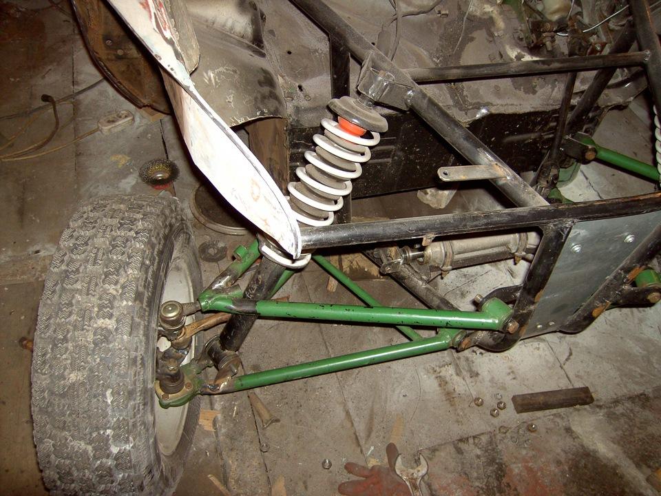 Ремонт автомобиля ВАЗ 1111 ОКА - Ремонт авто своими руками
