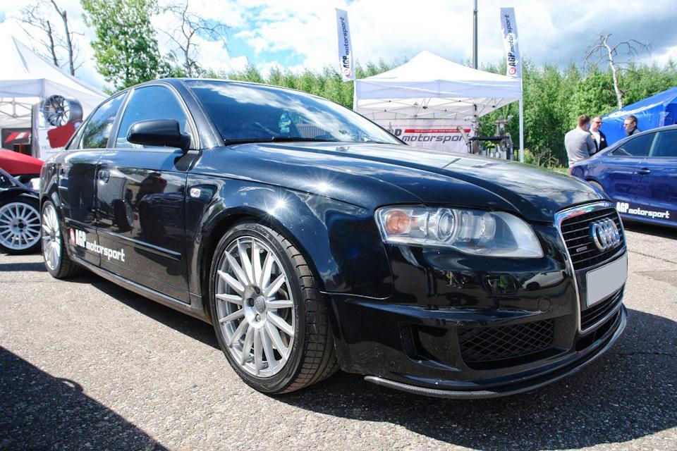 Audi A4 B7 DTM 2.0TFSI Stage 2