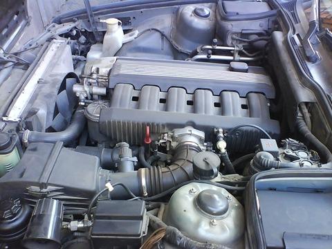 Ремонт двигателя бмв е34