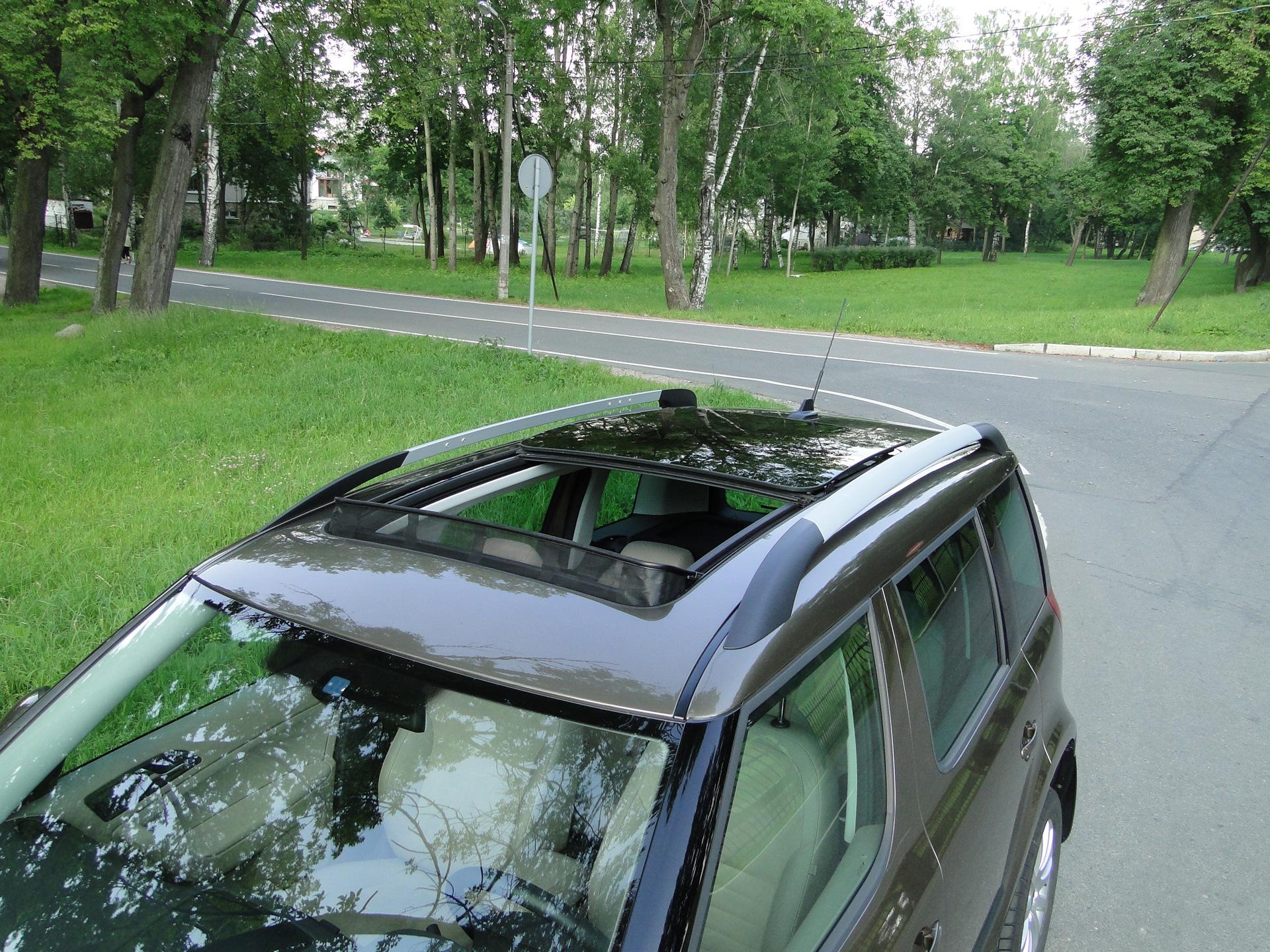 Панорамные крыши на авто своими руками