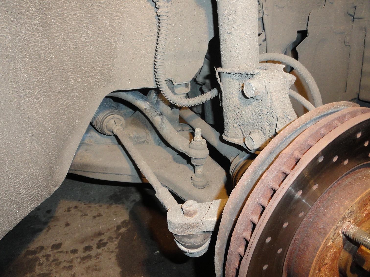 Замена втулки стабилизатора мицубиси лансер 10 Замена заднего сальника марк 2