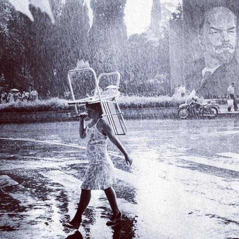 отличная альтернатива зонтику)