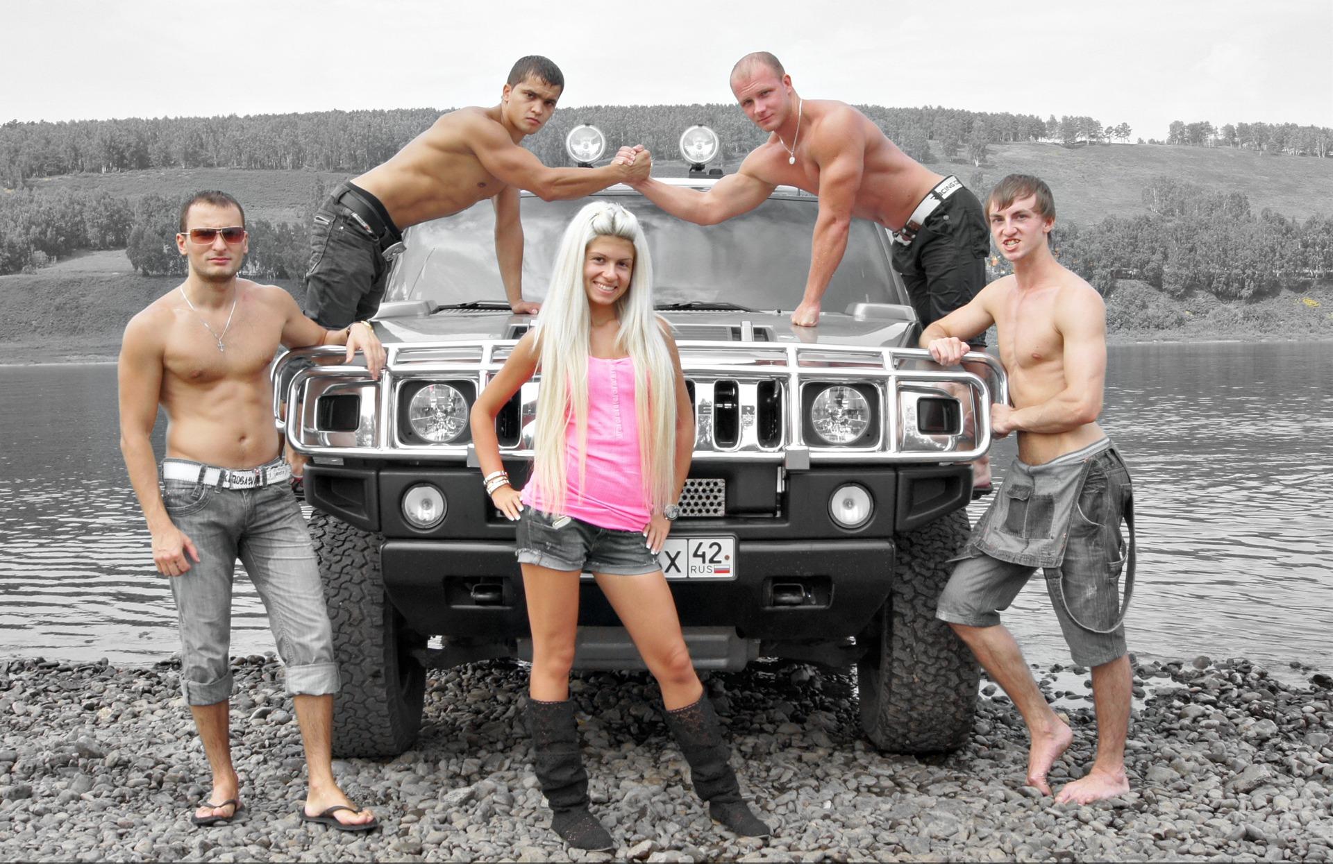 Фотографии блондинок с парнями 10 фотография