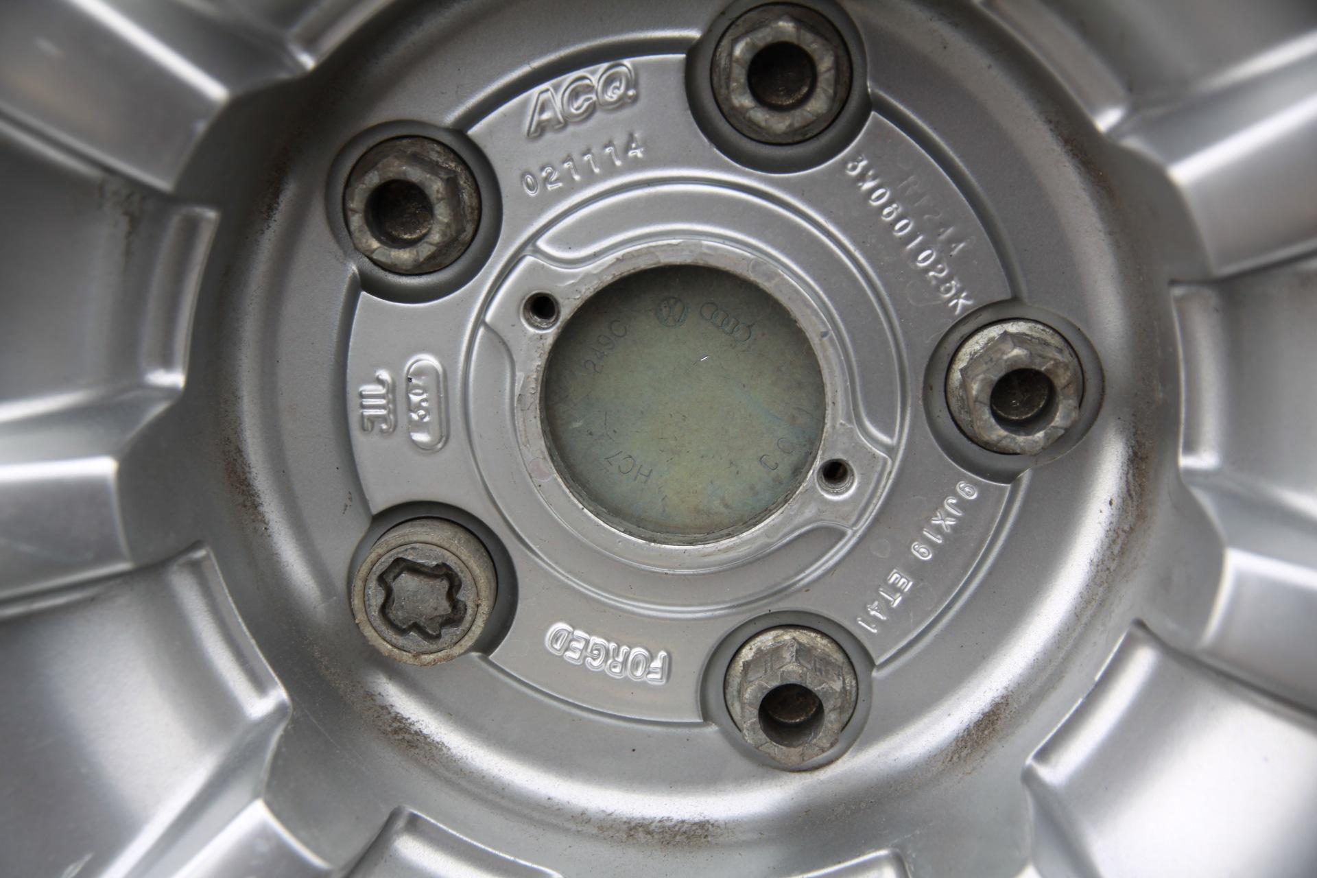 маркировка колесных дисков фольксваген