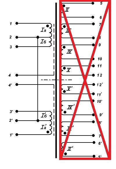 Схема ТС-180. Любая схема
