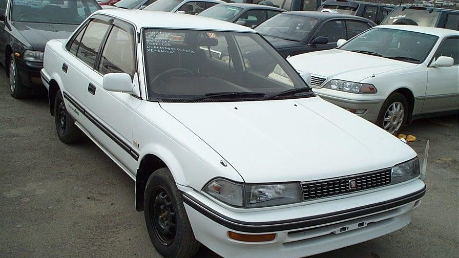 Toyota Corolla 90 Moya Pervaya Mashina Drive2