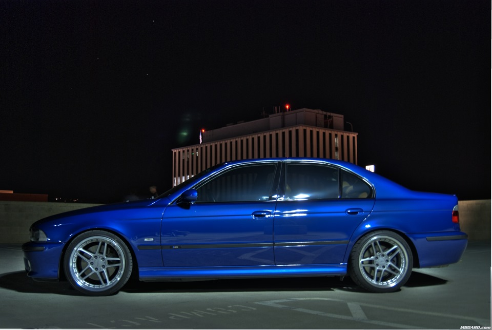 Bmw E39 M5 >> BMW M5 E39 LeMans Blue with AC Schnitzer Type     — DRIVE2