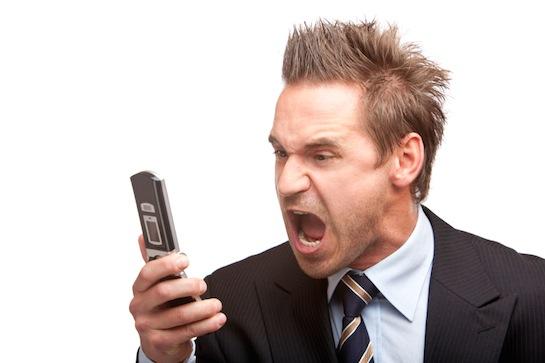 Почему не слышно разговора по айфону