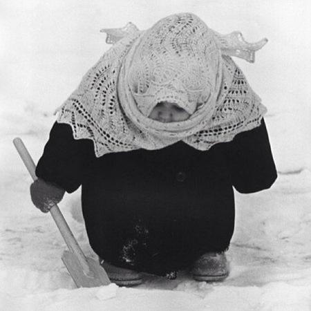 Вот и пришла зима одевайтесь теплее