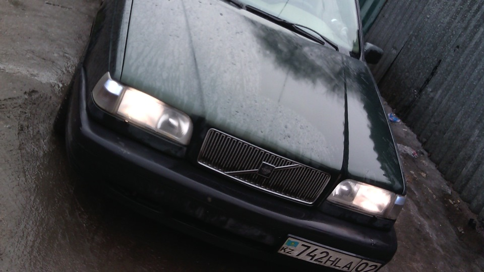Volvo 850 sleeper