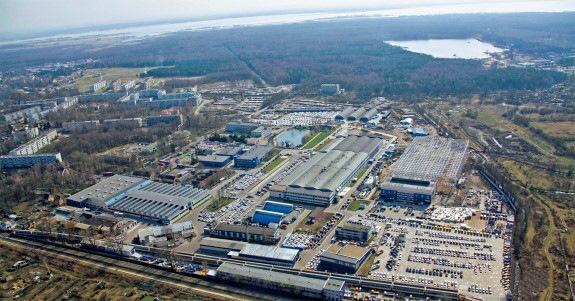 завод бмв в калининграде какие модели