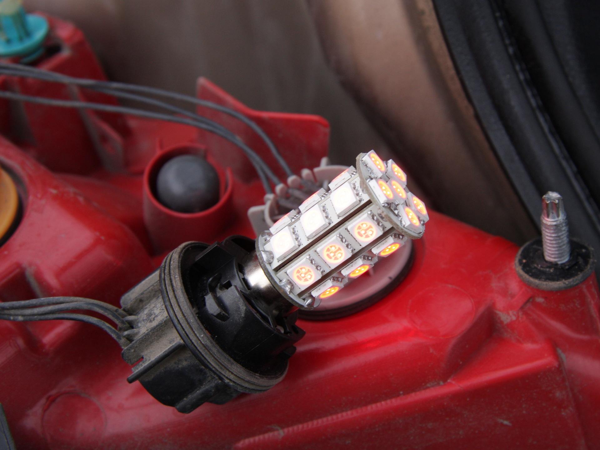 Не горит светодиодная лампа на авто: что следует сделать?