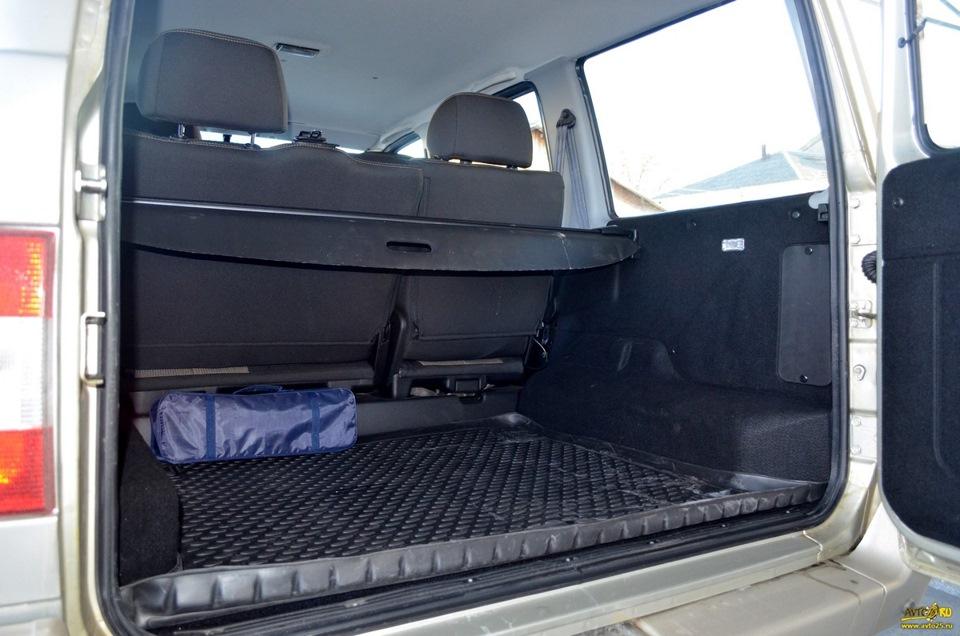 Тюнинг багажника уаз патриот своими руками фото