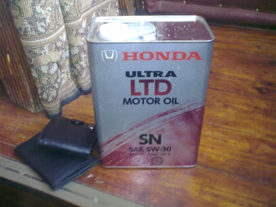 Honda 5w30 honda civic fastback 1998 for 2011 honda crv motor oil type