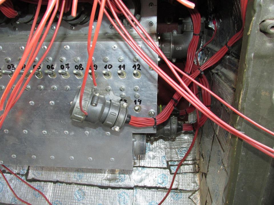 Уаз 469 электропроводка своими руками
