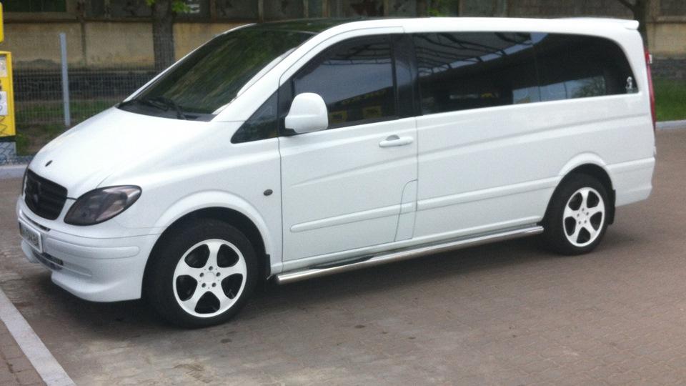 Чип-тюнинг Mercedes Vito 115