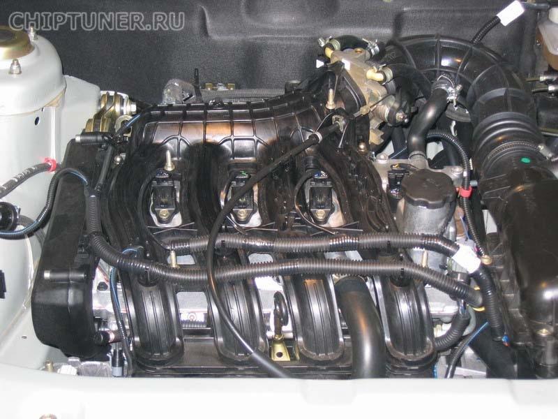 Фото №15 - ВАЗ 2110 16 клапанов двигатель 1 5 датчик детонации