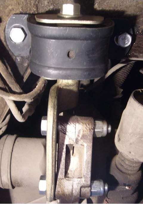 Фото №17 - вибрация по кузову на холостых ВАЗ 2110