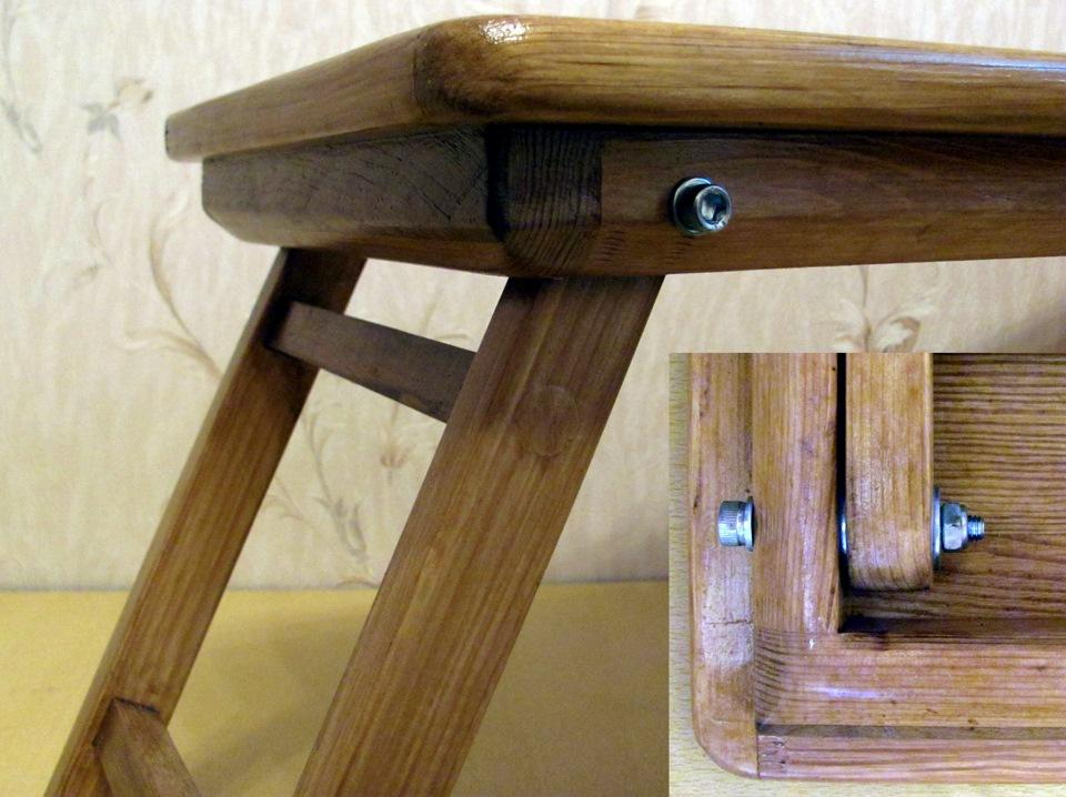 Складной стол своими руками 65