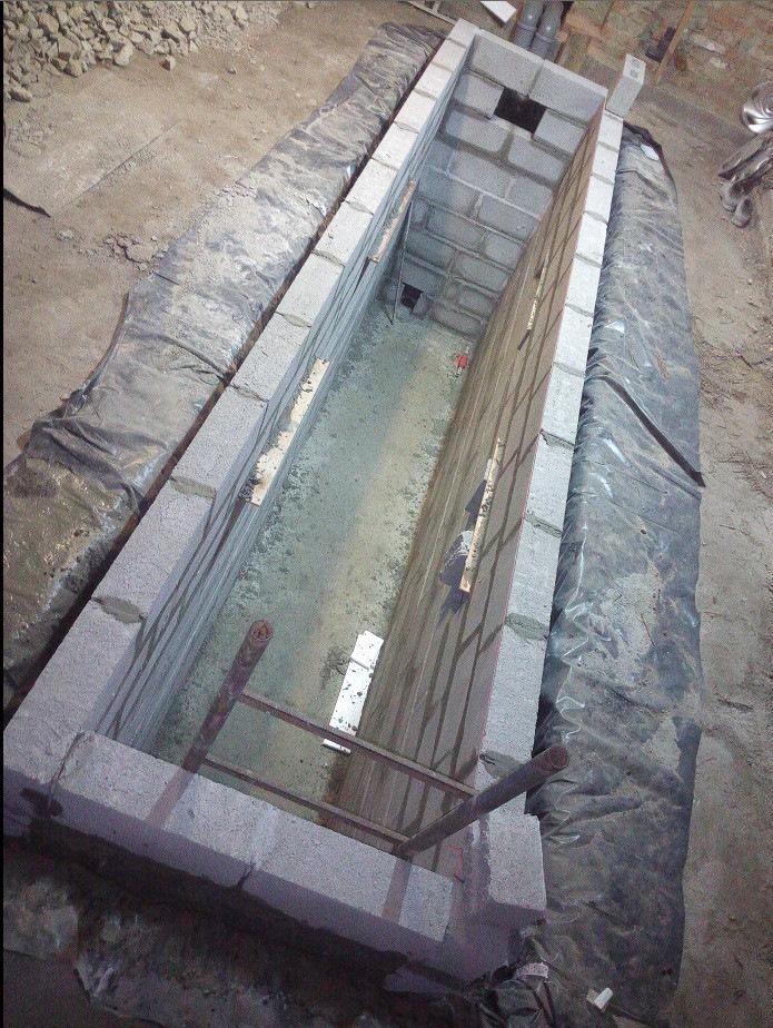 Смотровая яма Ч4 - бортжурнал лада 2106 машина для души 1992.