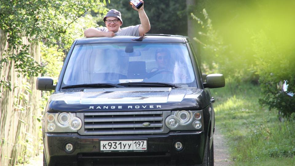 Land Rover Range Rover / VOGUE