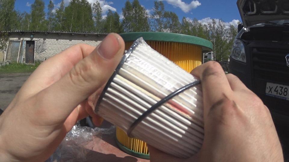 Топливный фильтр газель некст бензин