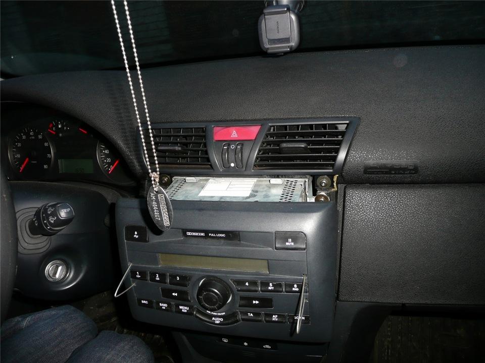 наш эмулятор CD чейнджера,
