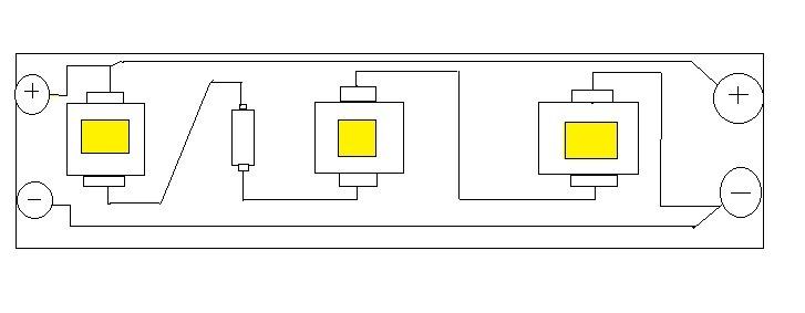 Схема светодиодной ленты !