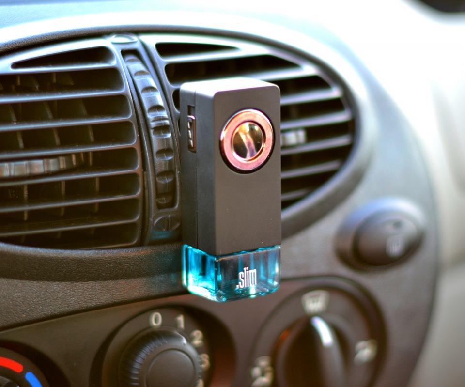 Ароматизатор воздуха для автомобиля своими руками