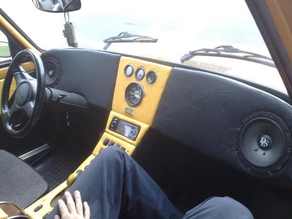 Как сделать торпеду в авто своими руками