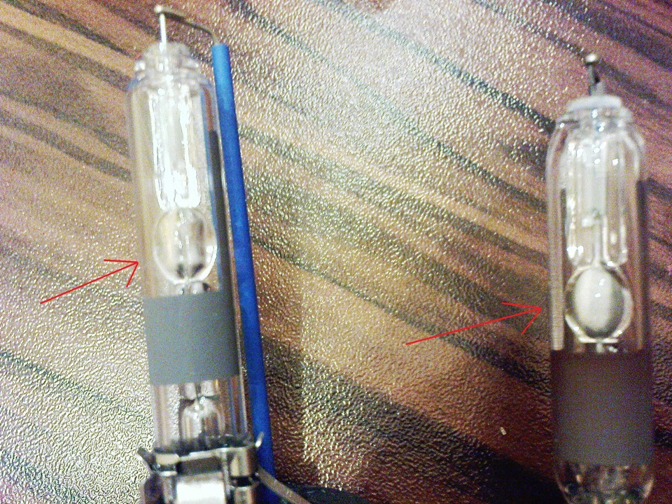 Замена ксеноновых ламп своими руками 46
