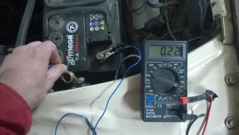 Пионер сажает аккумулятор 34