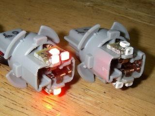 Как лампу сделать светодиодную для авто