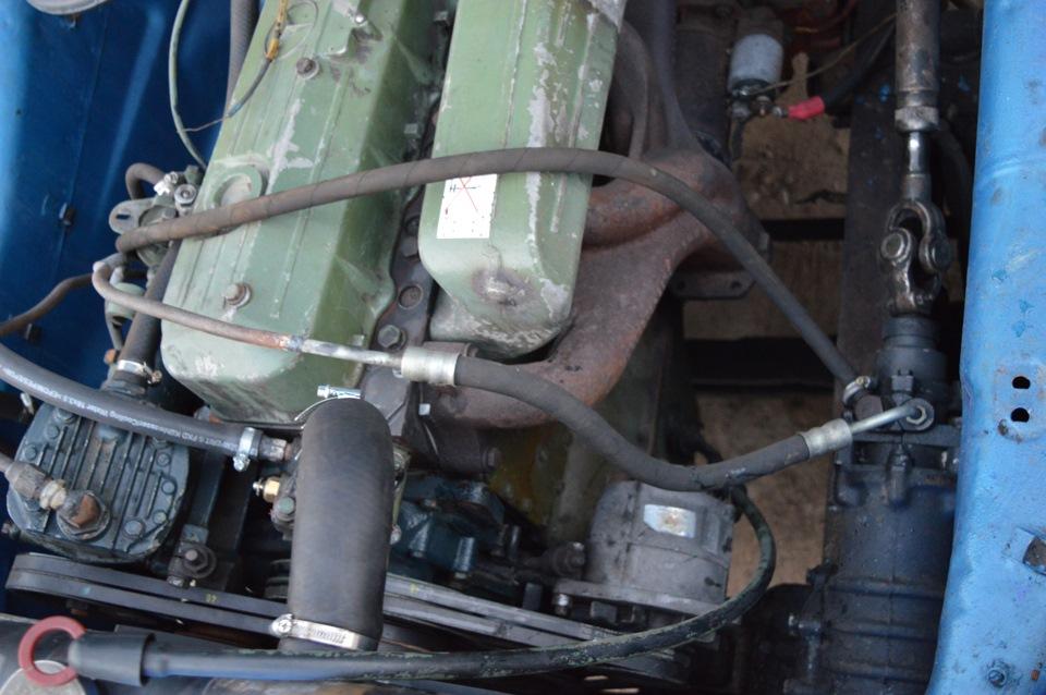 Тюнинг двигателя зил 130 своими руками 26