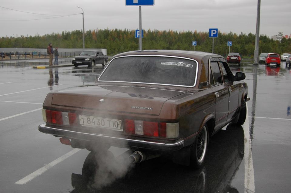 """Обзор автомобиля ГАЗ 3102 """"Волга"""". - """"Тест-драйвы"""" на DRIVE2"""