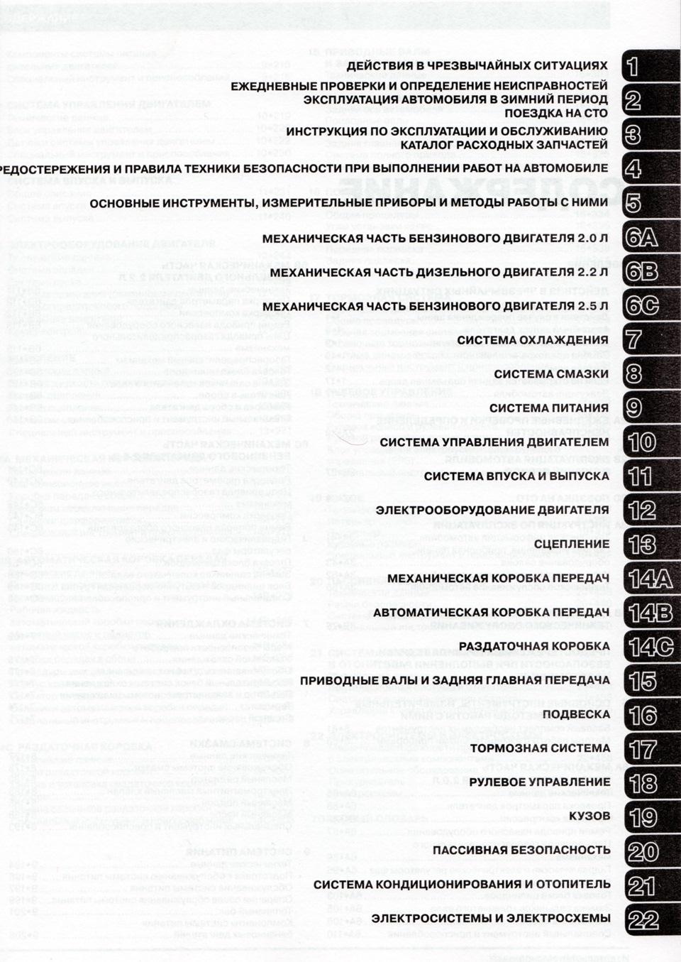 Руководство по эксплуатации Jcb 3cx Super - картинка 1