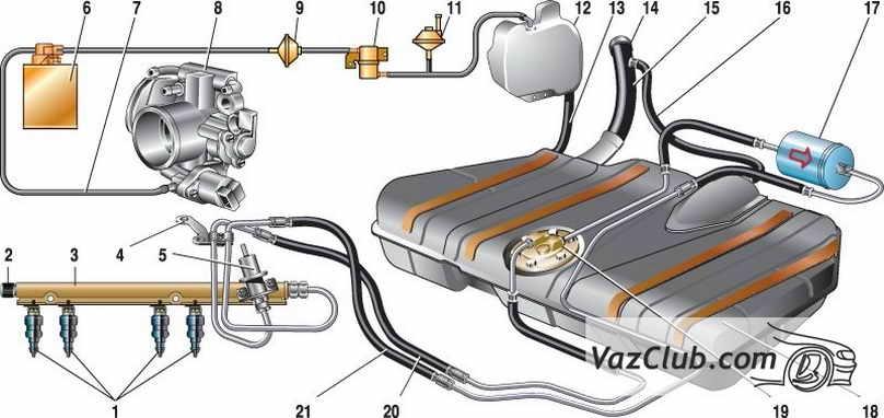 Схема двигателя форд сиерра фото 730