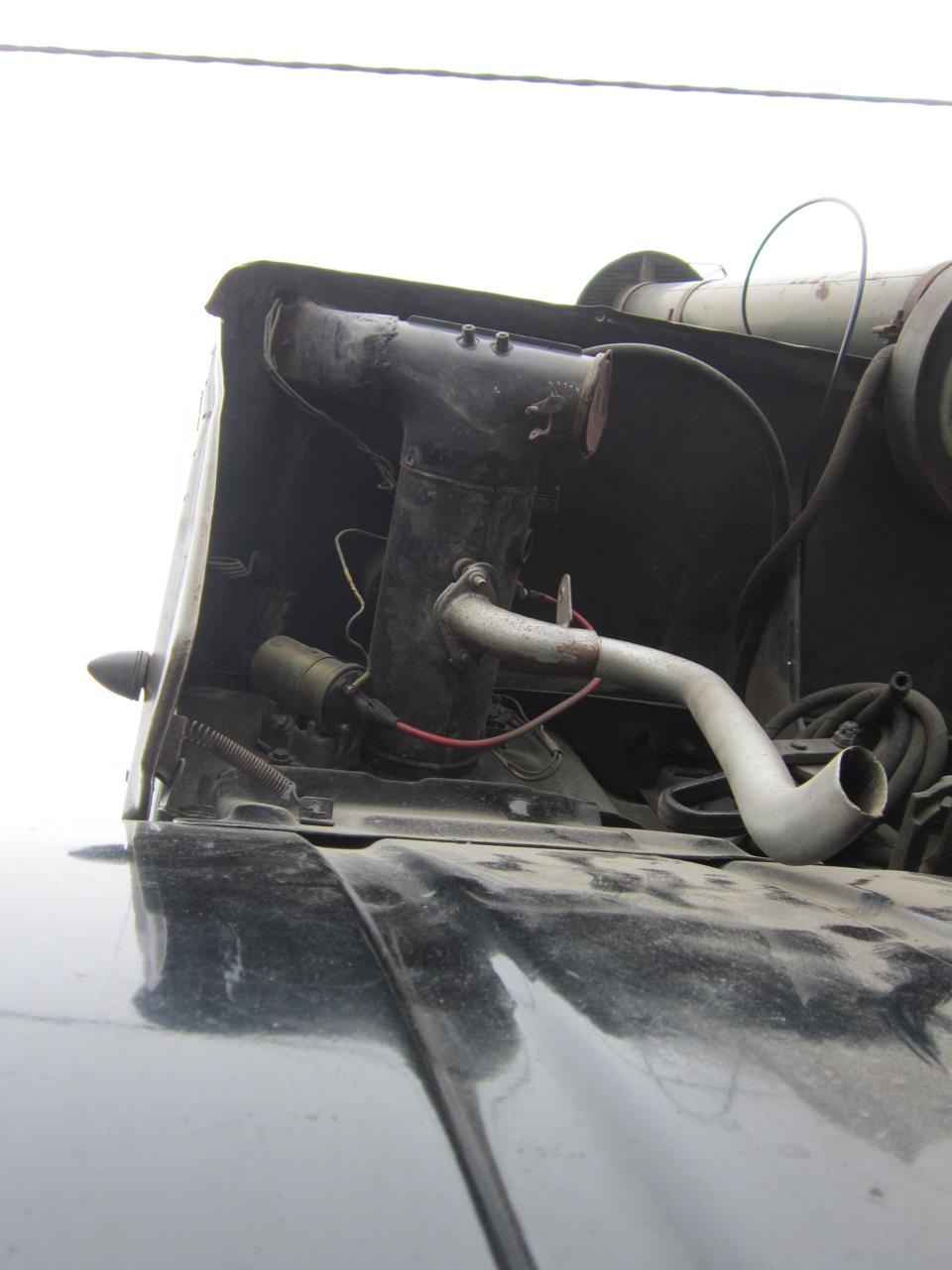 как установить сухой фен на вольво
