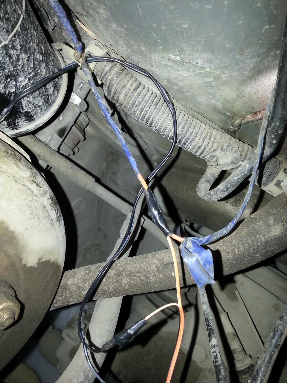 схема подключения автозапуска двигателя томагавк 9030