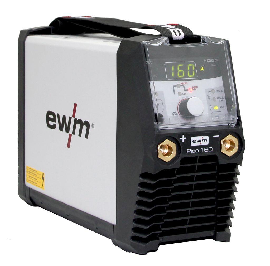 Аппарат сварочный инверторный pico 162 ewm стабилизатор напряжения 30 квт цена