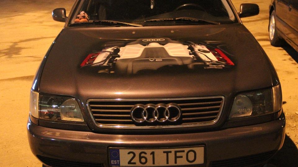 Бортжурнал Audi A6: https://www.drive2.ru/r/audi/557531/logbook/