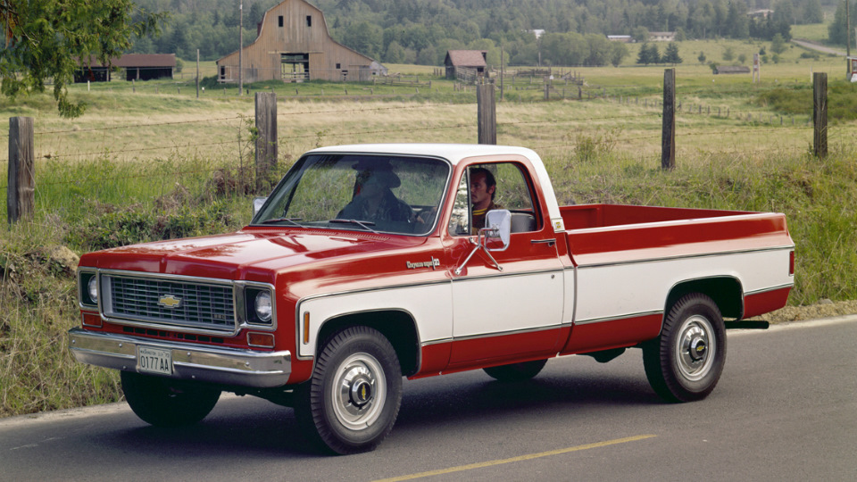 Chevrolet C/K-Series (3rd generation)  Owners' reviews with