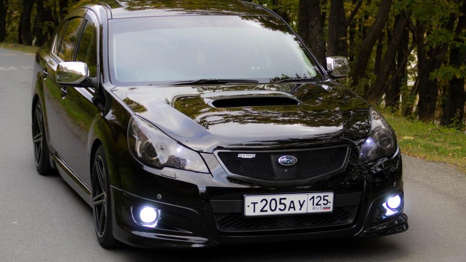 Subaru Legacy 2 5 Turbo Drive2