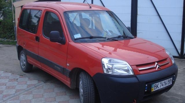 ситроен берлинго 2006 hdi 1.6 дизель комплектация