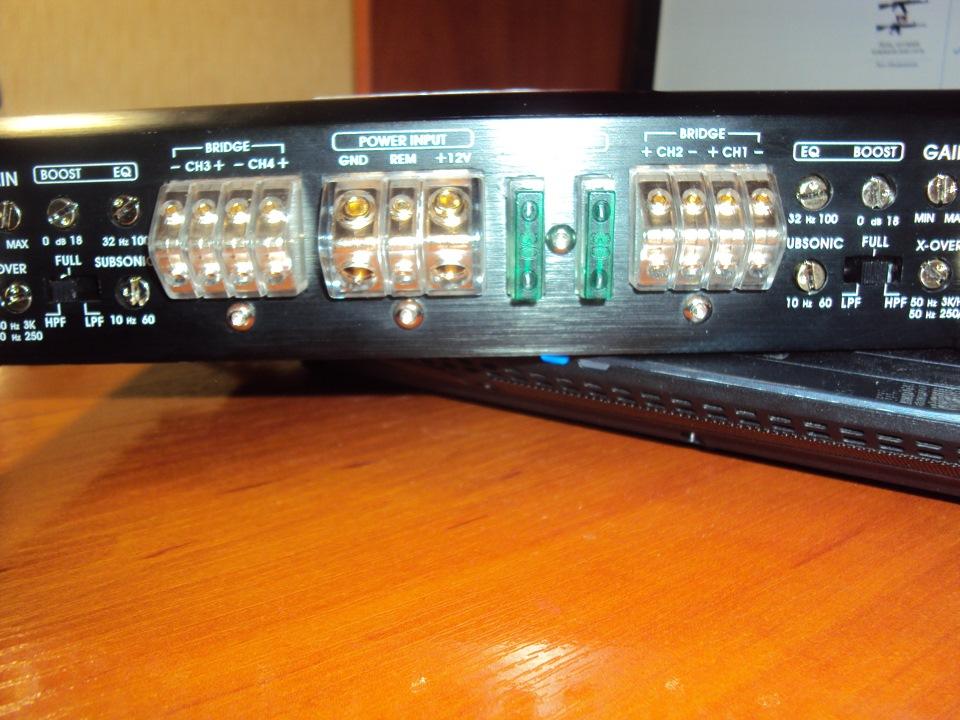 Автомобильный усилитель ACV MX-4.80 - фото 3
