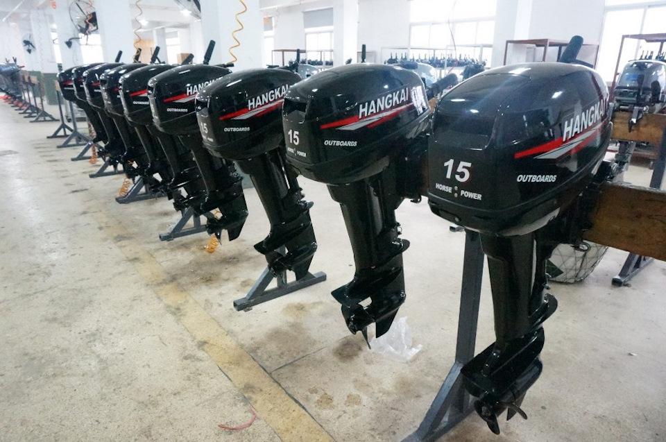 Владивосток китайские лодочные моторы