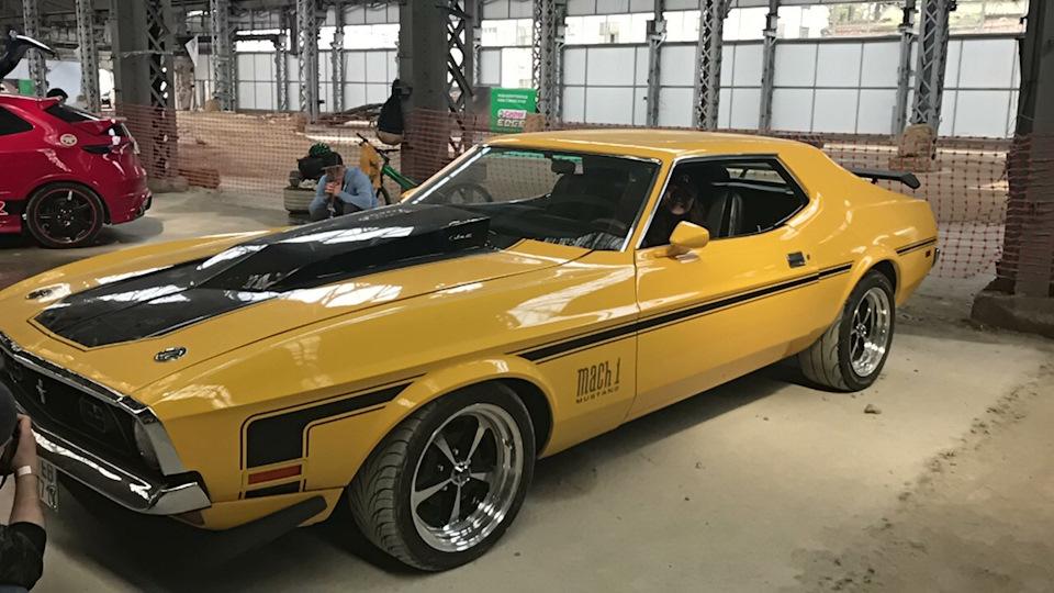 Mustang Cobra Jet >> Несколько видео про Покупку Ford Mustang 1971 — бортжурнал ...