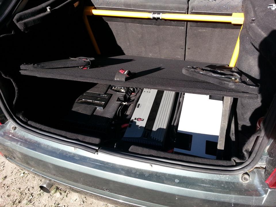 Фальшпол в багажник приора универсал