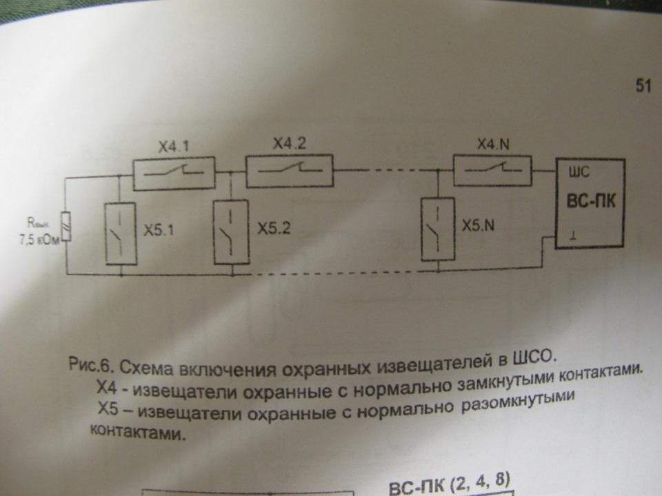 """Схема подключения датчиков """""""